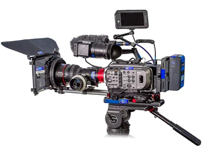 Sony FX9 cameraman London