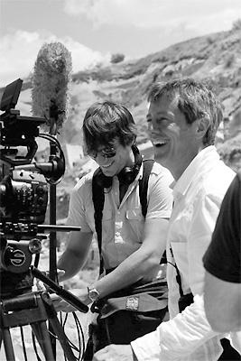Steve Robson dop lighting cameraman